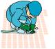 排水管高圧洗浄作業イメージ