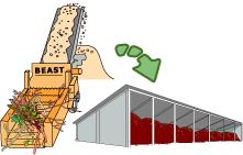 木質系廃棄物処分の流れ③