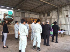 石川工場の様子1